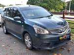 NISSAN GRAND LIVINA 1.6 AUTO MPV SAMBUNG BAYAR CAR CONTINUE LOAN