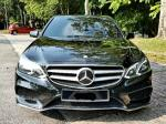 Mercedes Benz CGI E250 AMG Sambung Bayar/ Car Continue Loan
