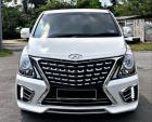 HYUNDAI GRAND STAREX ROYAL 2.5 SAMBUNG BAYAR CONTINUE LOAN