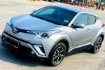 TOYOTA CH-R 1.8 AT SUV SAMBUNG BAYAR CHR CONTINUE LOAN