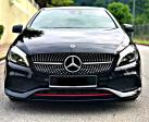 MERCEDES-BENZ A250 2.0 AT SPORT SAMBUNG BAYAR CAR CONTINUE LOAN