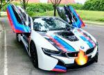BMW i8 HYBRID EDRIVE KERETA SAMBUNG BAYAR SPORTCAR CONTINUE LOAN