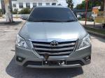 TOYOTA INNOVA 2.0G AUTO SAMBUNG BAYAR CAR CONTINUE LOAN