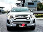 ISUZU D-MAX 2.5 MT DIESEL TURBO SAMBUNG BAYAR CAR CONTINUE LOAN