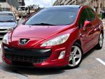 PEUGEOT 308 1.6AT TURBO SAMBUNG BAYAR CAR CONTINUE LOAN