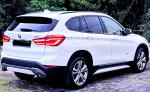 BMW X1 XDRIVE 2.0 AT TWIN TURBO SUV SAMBUNG BAYAR CONTINUE LOAN