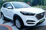 HYUNDAI TUCSON 2.0 SUV AUTO KERETA SAMBUNG BAYAR CONTINUE LOAN