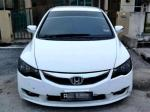 HONDA CIVIC FD 1.8 AT SAMBUNG BAYAR CAR CONTINUE LOAN