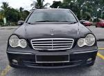 MERCEDES-BENZ C200 KOMPRESSOR SAMBUNG BAYAR CAR CONTINUE LOAN