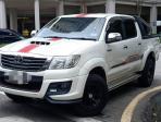 TOYOTA HILUX TRD 2.5(A) SAMBUNG BAYAR CAR CONTINUE LOAN