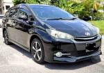 TOYOTA WISH 1.8L AT MPV SAMBUNG BAYAR CONTINUE LOAN