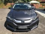 Honda City Automatic 2015