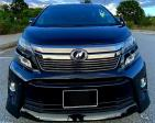TOYOTA VELLFIRE 2.4 AT MPV SAMBUNG BAYAR CAR CONTINUE LOAN