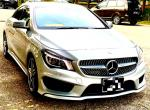 MERCEDES-BENZ CLA 250 LUXURY SEDAN SAMBUNG BAYAR CONTINUE LOAN