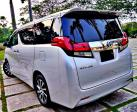 ALPHARD 2.5L AT MPV SAMBUNG BAYAR CAR CONTINUE LOAN