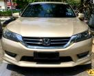 HONDA ACCORD 2. 0(A) VTI-L  BAYAR SAMBUN CAR CONTINUE LOAN