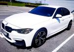 BMW F30 316i TWINTURBO SAMBUNG BAYAR CAR CONTINUE LOAN