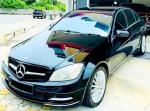 MERCEDES-BENZ C250 CGI TURBO SAMBUNG BAYAR CONTINUE LOAN