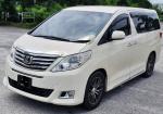 TOYOTA ALPHARD 2.4 AT MPV KERETA SAMBUNG BAYAR CAR CONTINUE LOAN