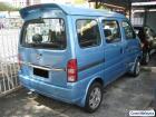 2001 Suzuki ERV MPV Auto Blue Metallic