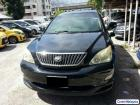 TOYOTA HARRIER 2. 4 SAMBUNG BAYAR / CONTINUE LOAN