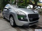 2012 Peugeot 3008 1. 6 SUV - Full Service Record