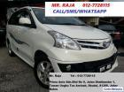 ( Sambung Bayar ) Toyota Avanza 1. 5 G (A) 2013