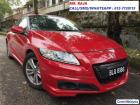 Honda CR-Z Manual 2013