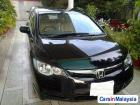 HONDA CIVIC FD 2008 FOR SALE SAMBUNG BAYAR