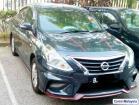 NISSAN ALMERA 1. 5(A) SAMBUNG BAYAR / CAR CONTINUE LOAN