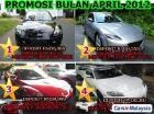 MAZDA RX8 AUTO FOR SALE KERETA SAMBUNG BAYAR 2012 - URGENT